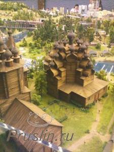 Гранд макет Россия. Храм