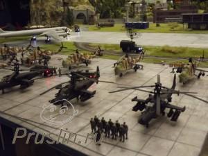 Гранд макет Россия. Военная база