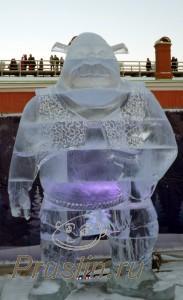 Ледяной Шрек
