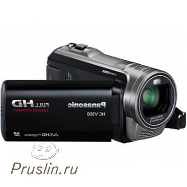 Обзор видео камеры Panasonic HC-V230.