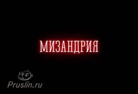 Геноцид в России. Фильм «Мизандрия»