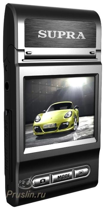 Обзор видеорегистратора Supra SCR-565