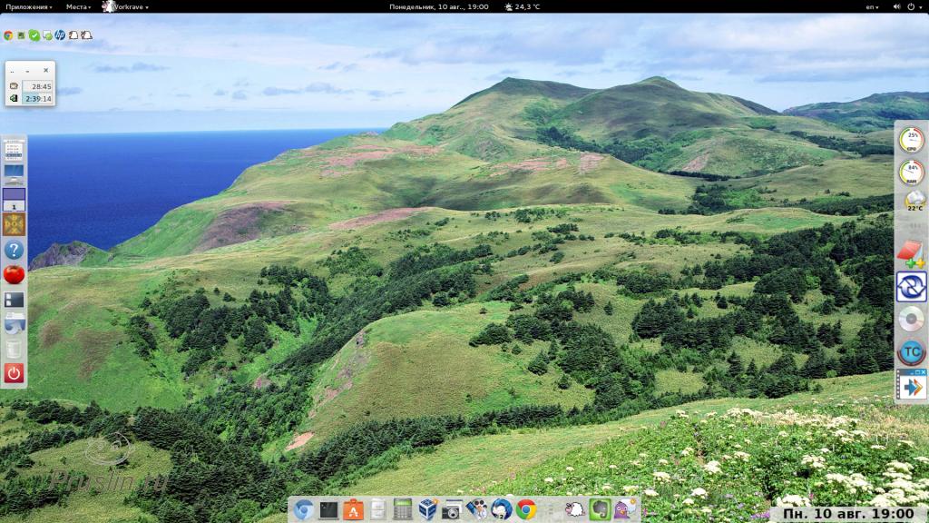 Какие программы стоит установить в Ubuntu Linux и как это сделать. Начало.