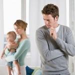 Бывший разведенки с прицепом