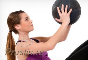 3 упражнения, чтобы убрать бока в домашних условиях