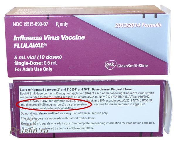 Правда о вакцинах против гриппа