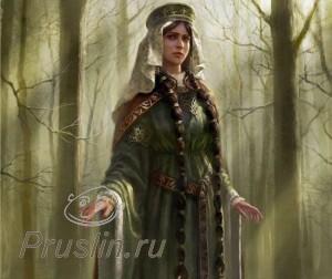 Ведующая женщина или Баба яга