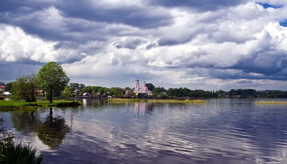 Наше путешествие из Санкт-Петербурга в Москву. Часть 1 Валдай