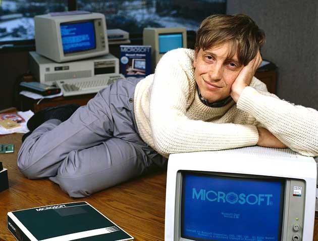 Почему Билл Гейтс значительно богаче вас?