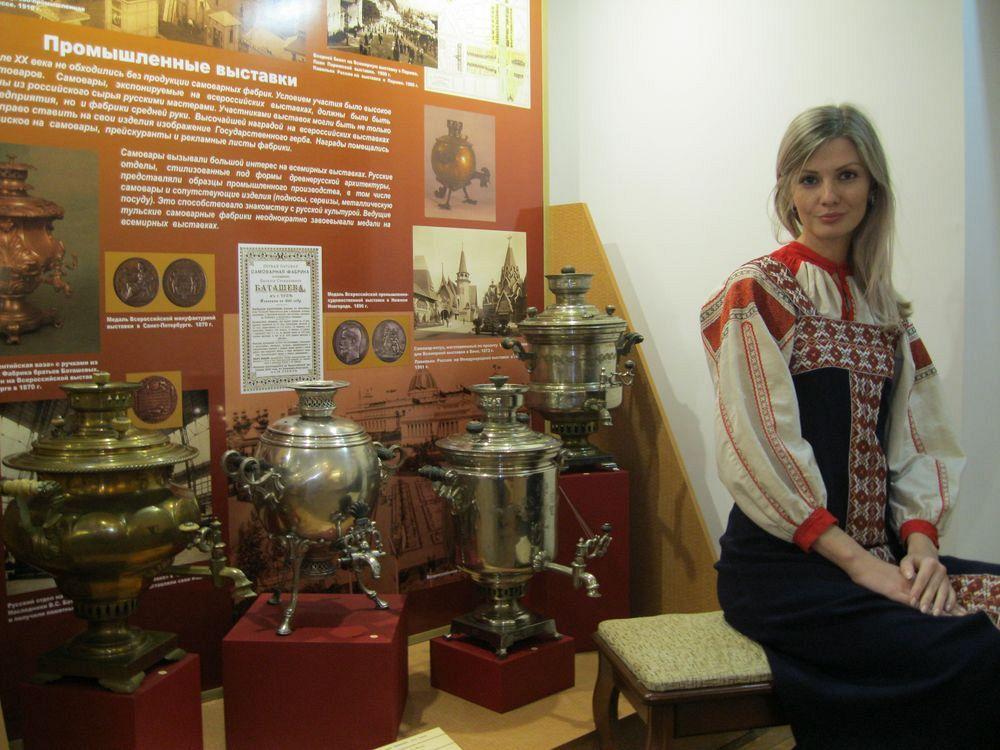 историей самовара и русского чаепития вообще