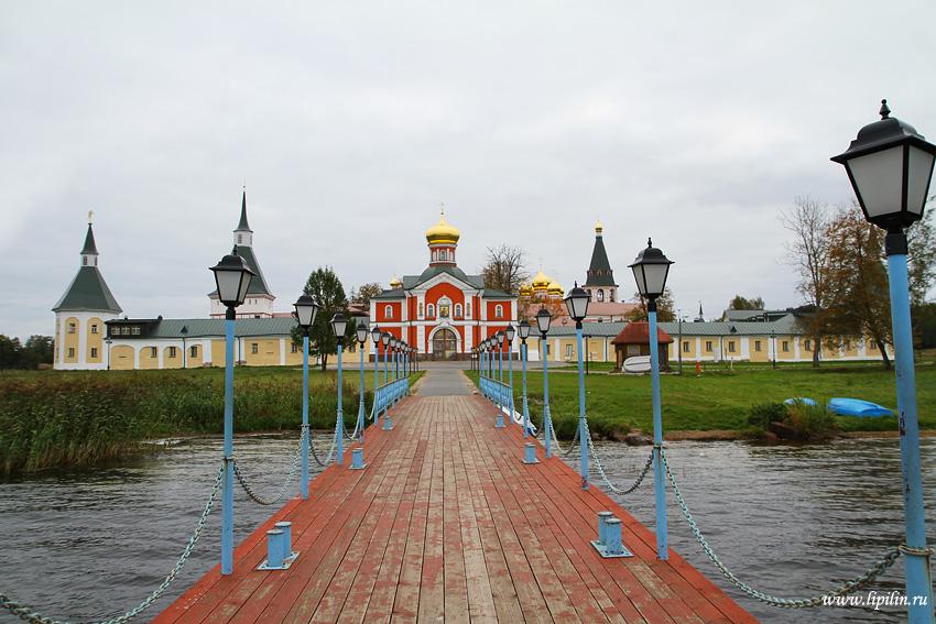 Иверский Святоозерский Богородицкий монастырь