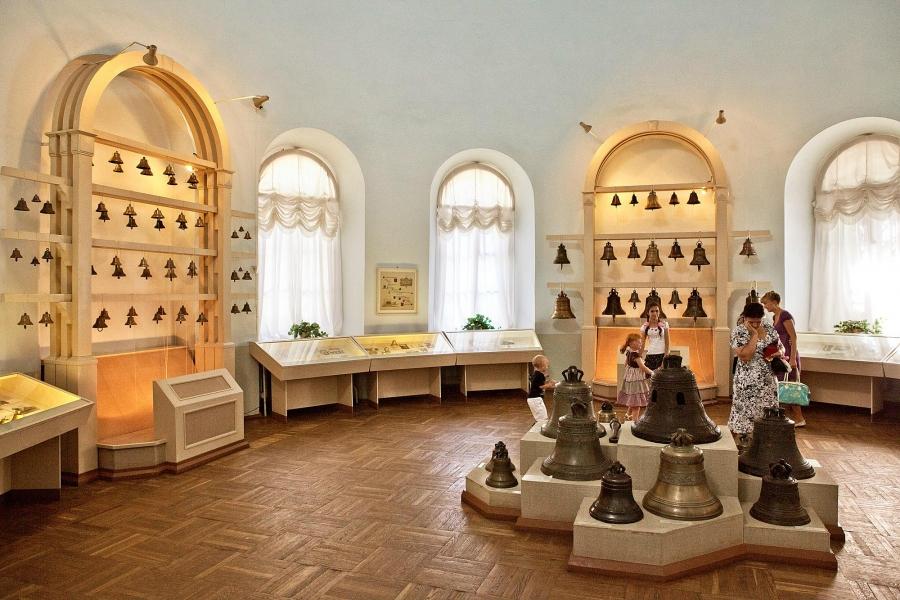музей колоколов валдай