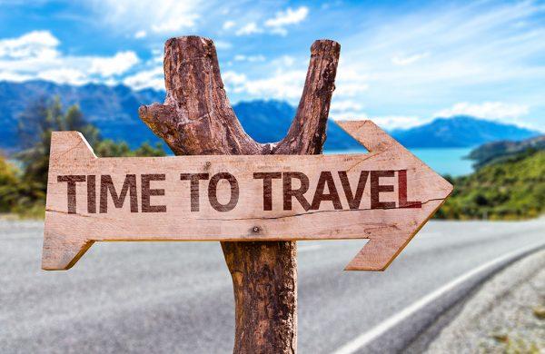 Отправляйтесь в путешествия!
