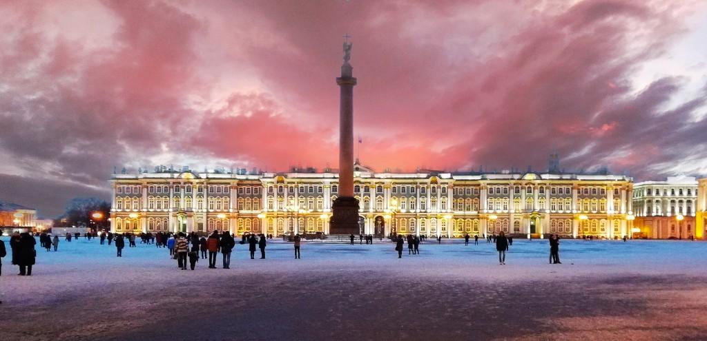 Дворцовой площади
