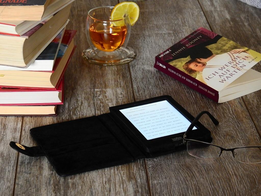 Электронная книга — прогресс или регресс? 📱