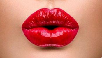 Как с помощью контуринга увеличить объем губ