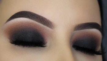 5 вариантов макияжа для карих глаз