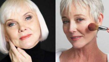 3 идеальных варианта возрастного макияжа