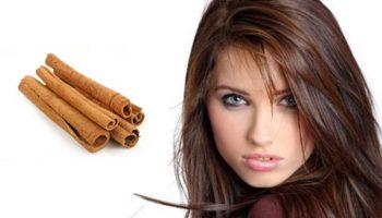 Имбирь и коричное масло против выпадения волос