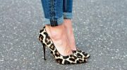 Как носить вещи с леопардовым принтом и не выглядеть дешево