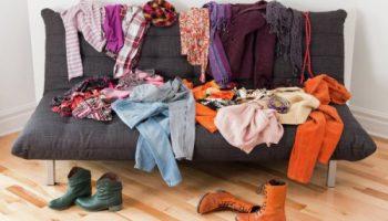Как самостоятельно разобрать гардероб: пошаговая инструкция