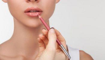 Как красить губы, если нет помады под рукой