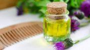 Можно ли отрастить шикарные волосы при помощи репейного масла