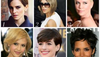 Как правильно подобрать стрижку по форме лица