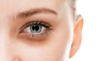 Как правильно накраситься если под глазами темные круги