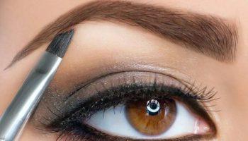 Почему лучше использовать тени для окраски бровей