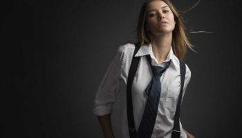 Галстуки в женском гардеробе: как добавить стиль с помощью простой детали