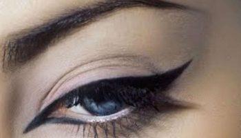 Как сделать смелый макияж «кошачий глаз»
