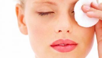 Как снять водостойкий макияж быстро и без хлопот