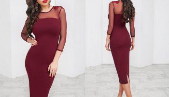 Как выбрать платье которое идеально сидит на фигуре