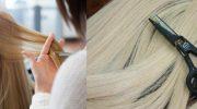 Горячие ножницы: лучшая стрижка против секущихся кончиков волос