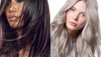 Как добавить волосам блеска с помощью модного шиммер-окрашивания