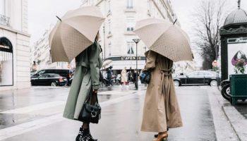 Инструкция для модниц: как купить зонт и не прогадать
