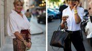 Возраст стилю не помеха: 10 советов как одеваться современно женщинам за 50