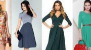 Выбираем платье по фигуре: 5 секретов для безупречного образа
