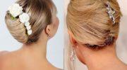 5 простых причесок с модными аксессуарами для волос