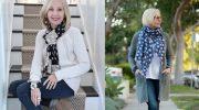Как составить модный образ для женщин после 50: 10 советов от стилистов