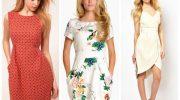 Как подобрать летнее платье, идеально сидящее по фигуре