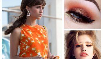 Как правильно подобрать макияж под одежду