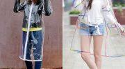 Что носить в дождливое лето: 5 удобных и красивых образов на каждый день