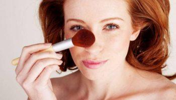 Как визуально уменьшить нос с помощью макияжа