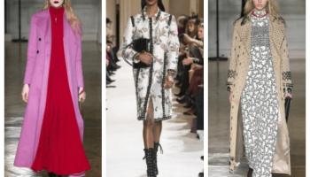 Люди в черном: чем заменить надоевшие цвета верхней одежды в этом году