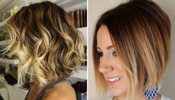 Как придать объем тонким коротким волосам