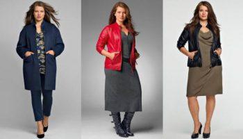 Как носить одежду овер-сайз полным женщинам, чтобы казаться стройнее
