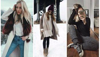 15 базовых вещей на зиму, которые должны быть в гардеробе у каждой девушки