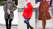 Как красиво носить шарф с пуховиком. 7 небанальных вариантов